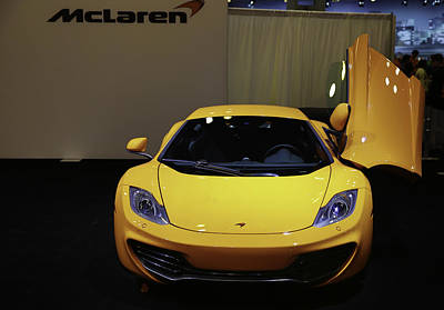 Mclaren 12c Can-am Edition Poster
