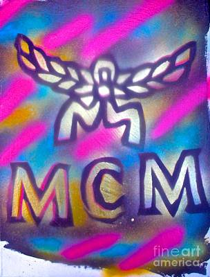 Mcm Street Art Poster by Tony B Conscious