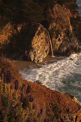 Poster featuring the photograph Mcway Falls 4 by Lee Kirchhevel