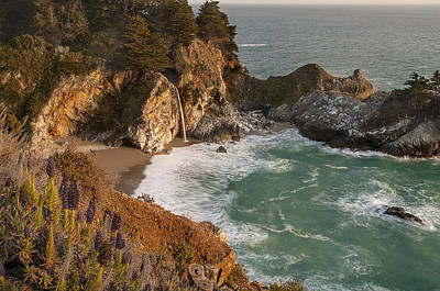Poster featuring the photograph Mcway Falls 5 by Lee Kirchhevel