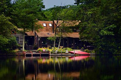 Medford Lakes I Poster