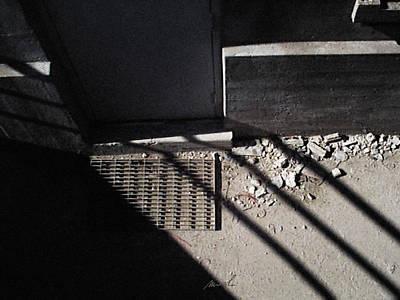 Meditation In Sunlight 7 Poster