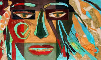 Medusa Poster by Diane Fine