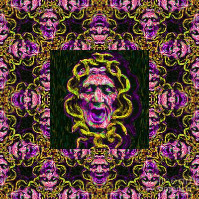 Medusa's Window 20130131m138 Poster