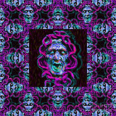 Medusa's Window 20130131m180 Poster