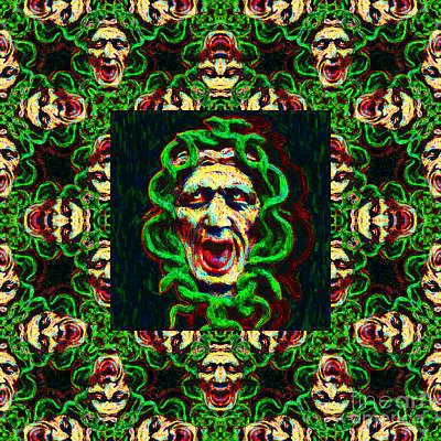 Medusa's Window 20130131p0 Poster
