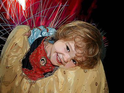 Meet Snow White Poster by Ellen Henneke