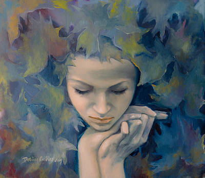 Meet The Fall Poster by Dorina  Costras