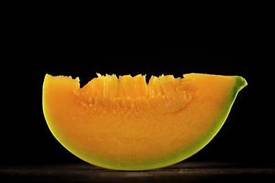 Melon Slice Poster