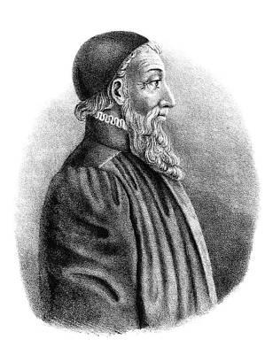 Menno Simons (1496-1561) Poster by Granger
