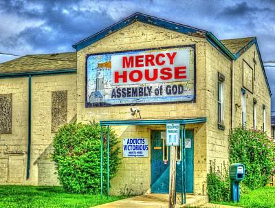 Mercy? Poster by MJ Olsen
