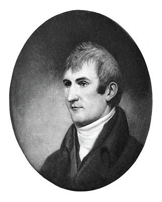 Meriwether Lewis (1774-1809) Poster by Granger