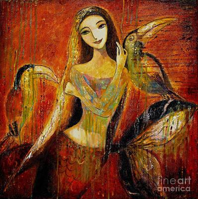 Mermaid Bride Poster