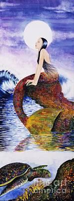 Mermaid Love Poster