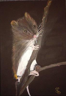 Mervyn Mouse Poster