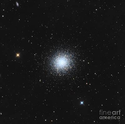 Messier 13, The Great Globular Cluster Poster