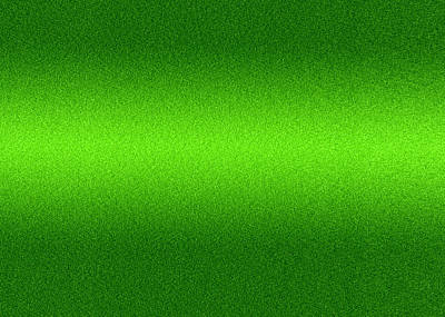Metal Texture Green Background Poster by Somkiet Chanumporn