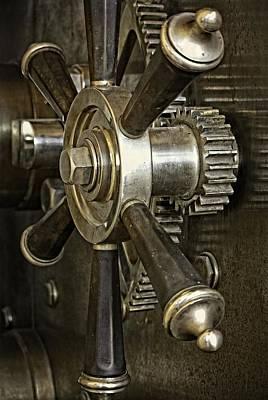 Metals Bank Door Poster