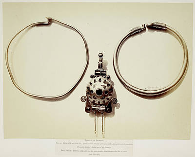Metalwork Jewellery Poster by British Library