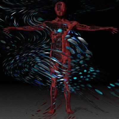 Metamorphosis Poster by Jack Zulli