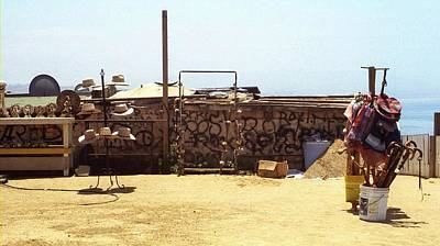 Mexican Graffiti Poster