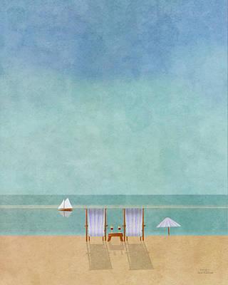Mgl - Bathers 02 Poster by Joost Hogervorst