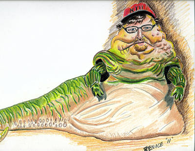 Michael Moore Poster