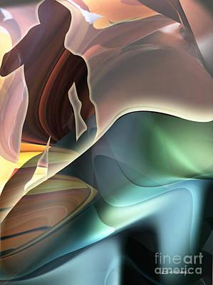 Michel Angelo David Inspiration.jpg Poster by Christian Simonian