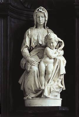 Michelangelo 1475-1564. Madonna Poster