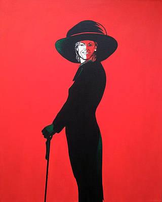 Michelle Obama Poster by Bryan Ahn