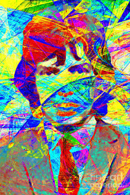 Mick Jagger 20130613 Poster