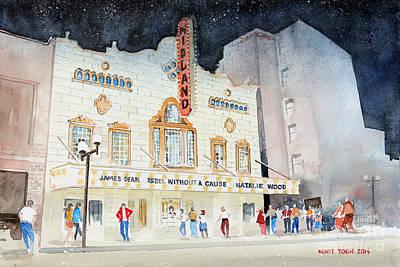 Midland Theatre Poster