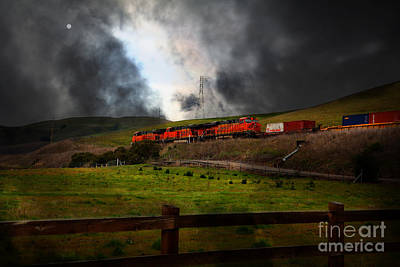Midnight Train - 5d21043 Poster