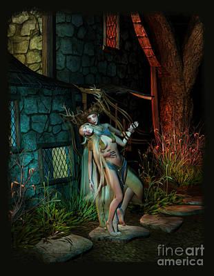 Midnight Visitor Poster
