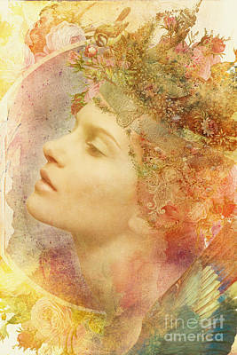 Midsummer Poster by Aimee Stewart