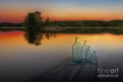 Midsummer Magic Poster by Veikko Suikkanen