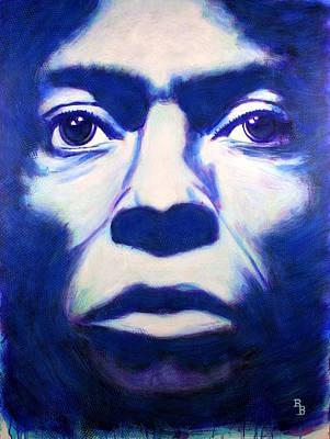 Miles Davis Tutu Album Cover Poster