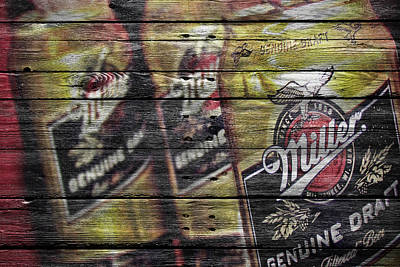 Miller Genuine Draft Poster