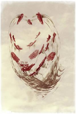Mini Mum Art Bouquet Poster