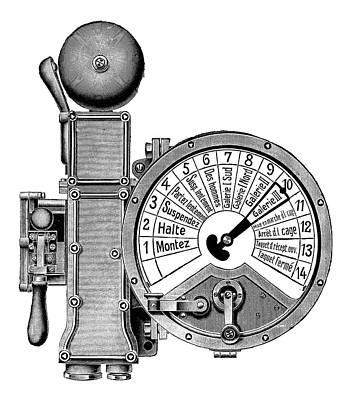 Mining Order Telegraph Poster