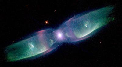 Minkowskis Butterfly, Planetary Nebula Poster