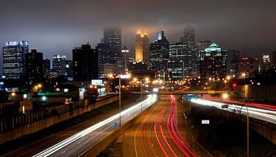 Poster featuring the photograph Minneapolis Skyline Mn by RC Pics
