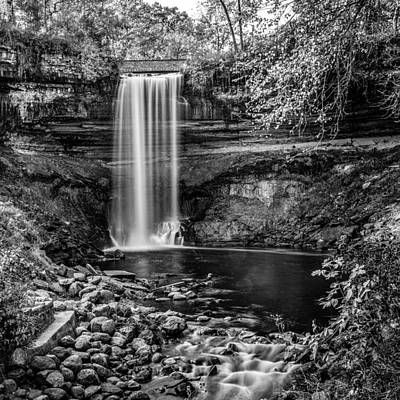 Minnehaha Falls Poster by Paul Freidlund