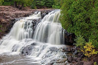 Minnesota, Gooseberry Falls State Park Poster