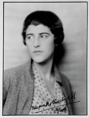 Miriam Rothschild Poster by Natural History Museum, London