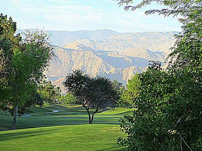 Mission Hills Golf Poster