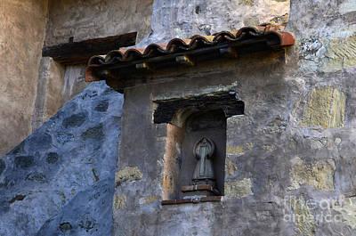 Mission San Carlos Borromeo De Carmelo 3 Poster by Bob Christopher