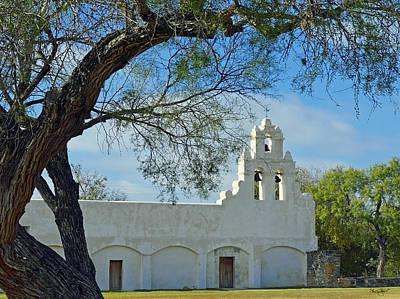 Mission San Juan Poster