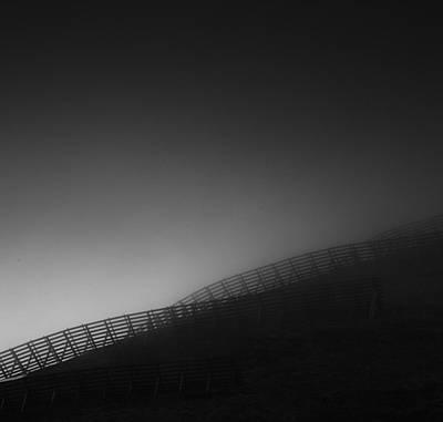 Mist Poster by Frodi Brinks
