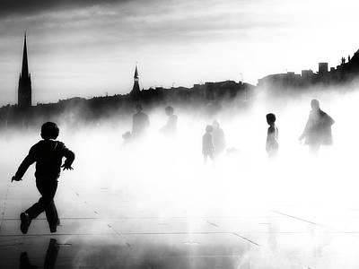 Mist Of Enjoyment Poster